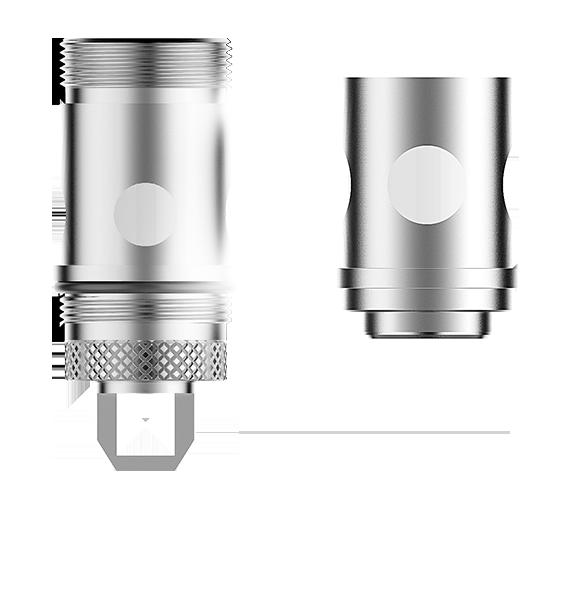 Vapen, dampen, EUC Coils voor E-sigaretten