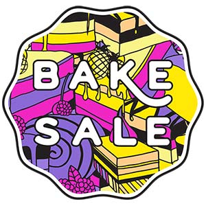 Charlies Chalk Dust Bake Sale
