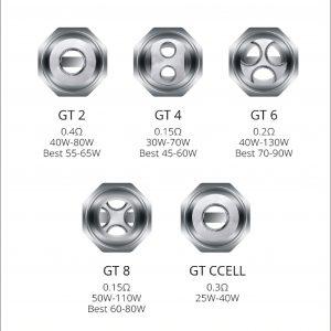 Vaporesso GT Cores, GT Cores kopen, GT Coils, GT Coils kopen