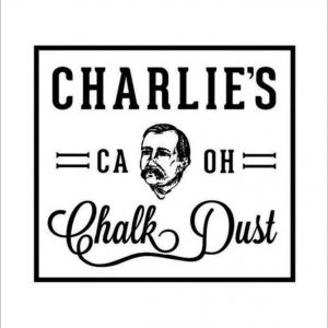 Charlies Chalk Dust White Label