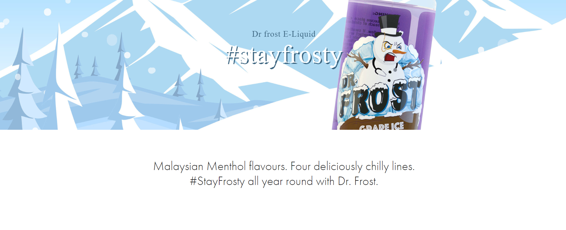 Dr Frost eliquid kopen, Dr Frost eliquid kopen Belgie, Dr Frost eliquid kopen Nederland