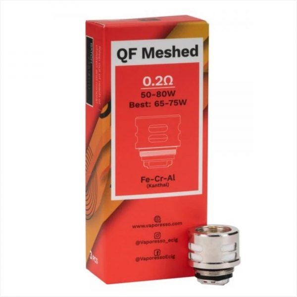Vaporesso QF Meshed coil kopen