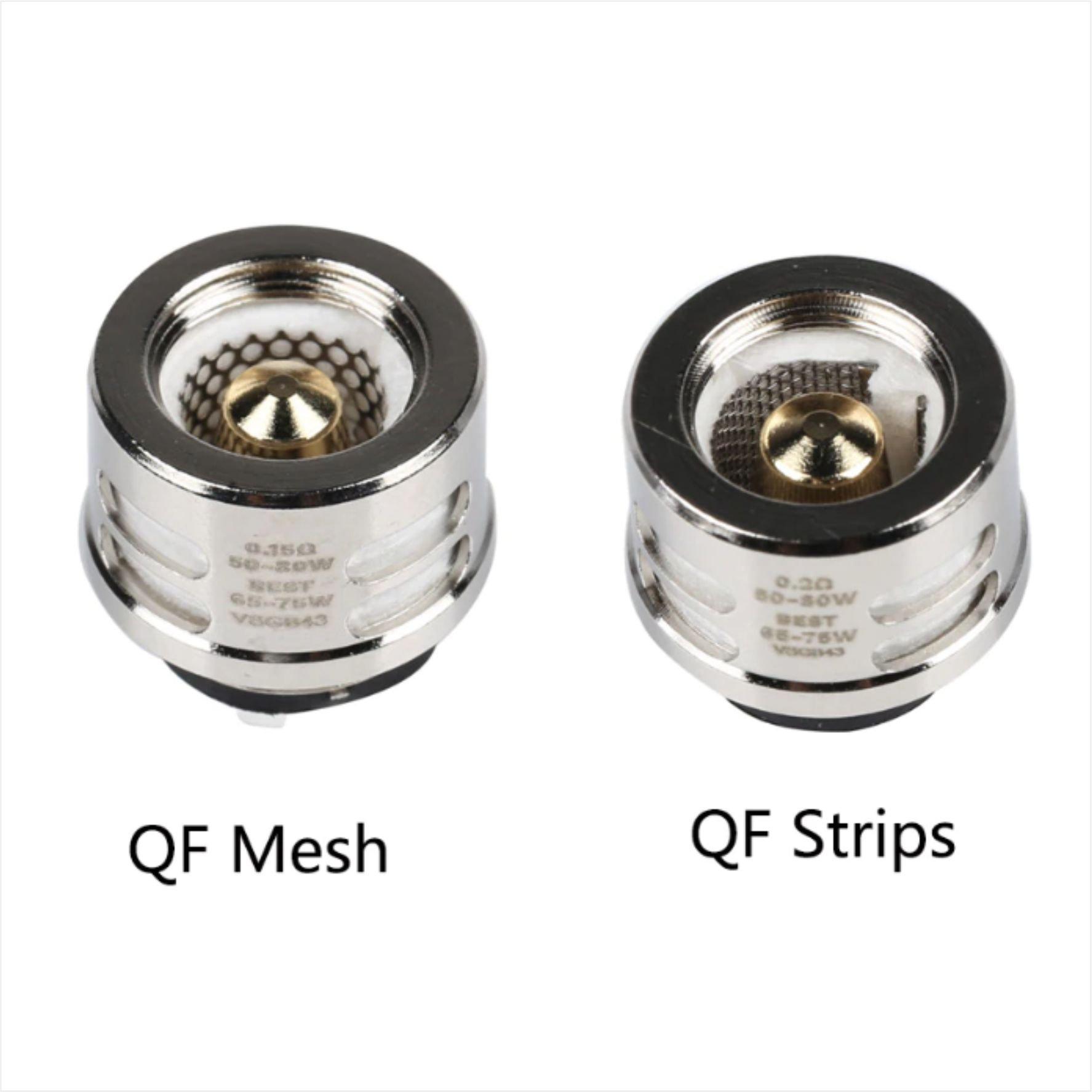 Coil QF Strip p/ Vaporesso SKRR Luxe S - VP