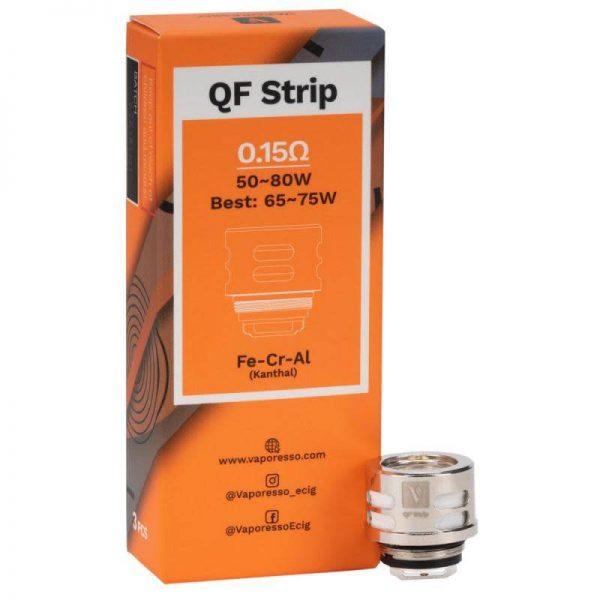 Vaporesso QF Strip Coils kopen